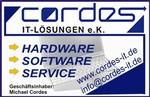Cordes IT- Lösungen EDV-und Internetservice e.K. Michael Cordes