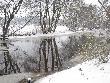 Stader Schwinge im Winter